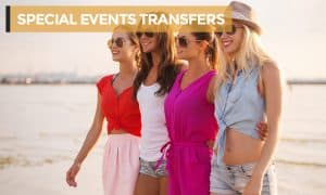 SPECIAL EVENTS TRANSFERS with heading